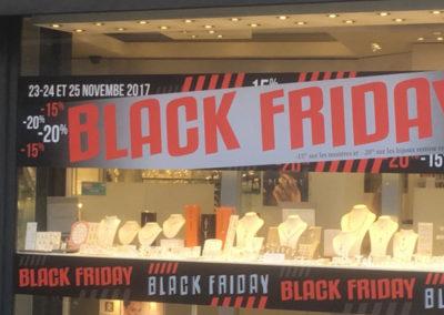Les Black Friday à la bijouterie Verlinden à Eymoutiers