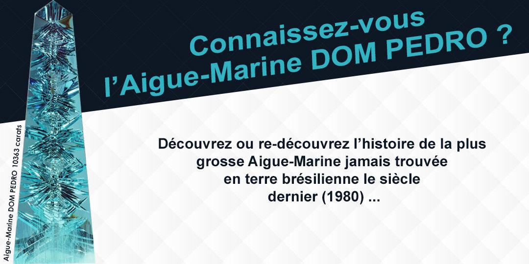 Aigue-Marine Dom Pedro