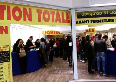 Liquidation avant travaux - bijouterie MATY à Lyon