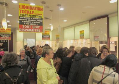 Liquidation avant cessation d'activité - bijouterie PIERY à Avignon