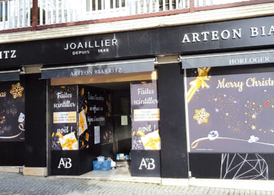 Noël scintillant - Arteon Joaillier - Biarritz
