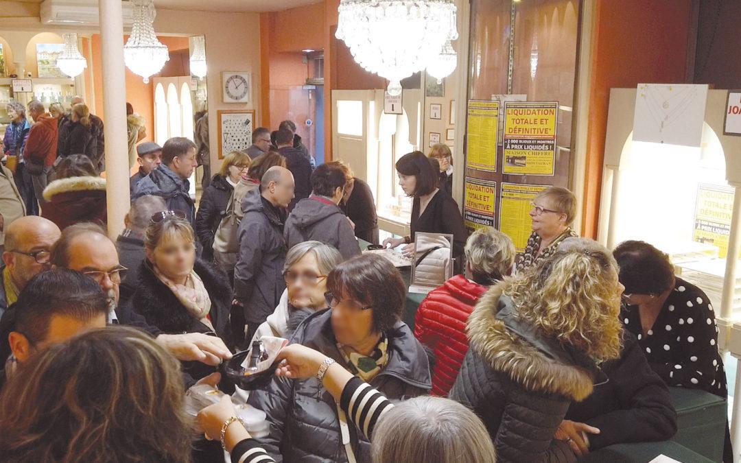 Liquidation de stock à Montauban