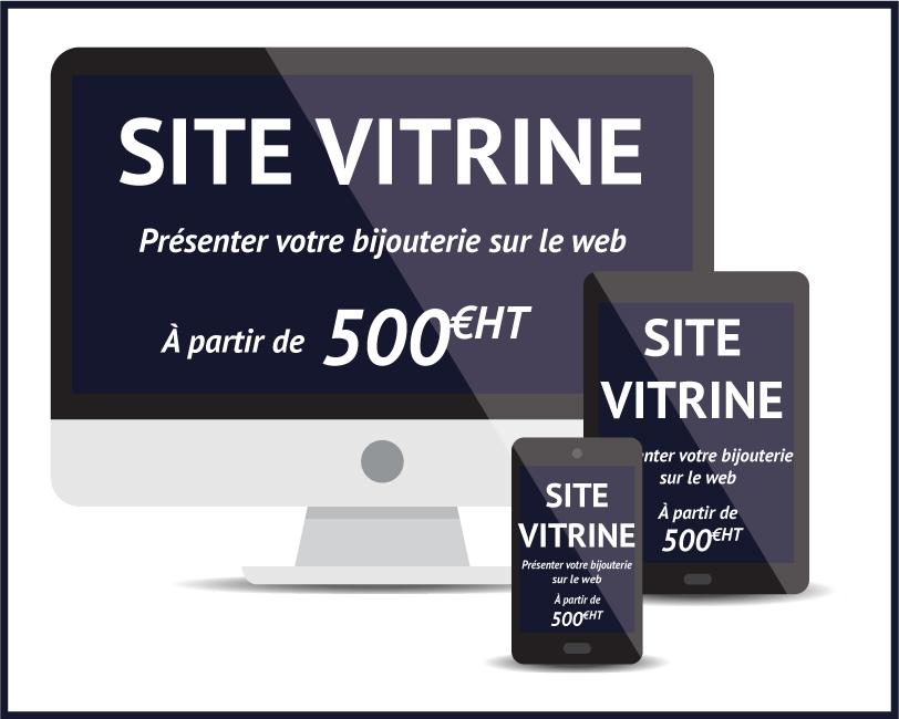 Coût Site Vitrine